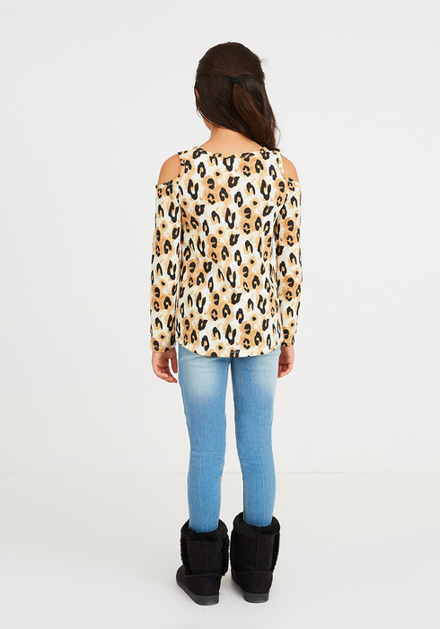 Cheetah Sister Outfit
