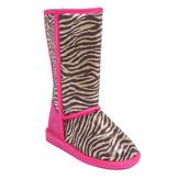 Pink Zebra Fuzzies
