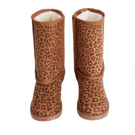 Leopard Print Fuzzies