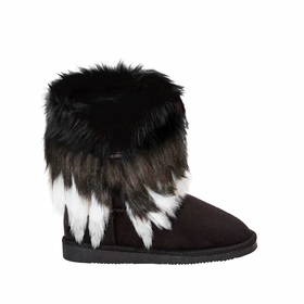 Photo of Faux Fur Fuzzy Boot