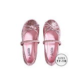 Pink Glitter Flat