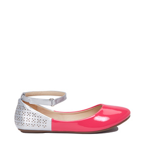 Ankle Strap Flat
