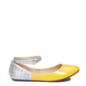 Ankle Strap Flat