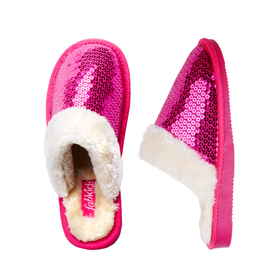Fab Sequin Slipper