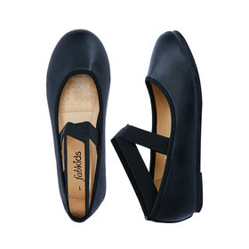 Elastic Ankle Strap Flat