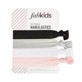 4-Pack Hair Elastics