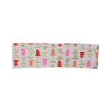 Glitter Tree Knotted Headband