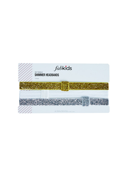 Elastic Headband Pack