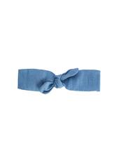 Chambray Tie Headband