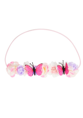 Butterfly Flower Crown