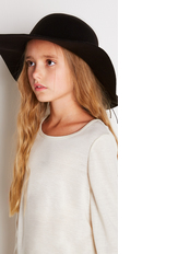 Boho Wide Brim Hat