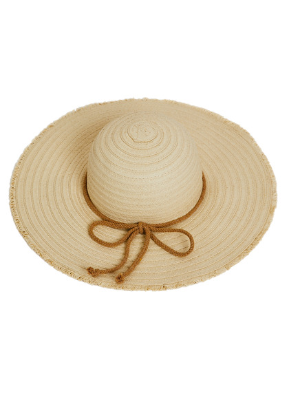 Frayed Floppy Hat