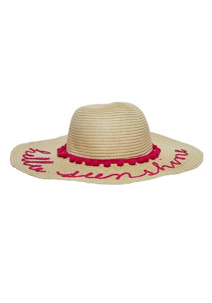 Hello Sunshine Floppy Hat