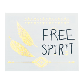 Free Spirit Tattoo Pack