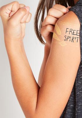 Free Spirit Tattoo Pack