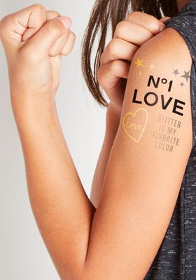 No1 Love Tattoo Pack