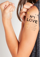 No1 Love Tattoo Pack