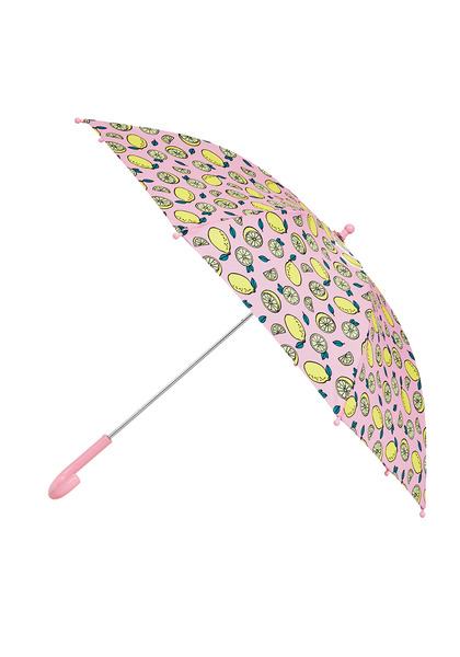 Lemon Print Umbrella