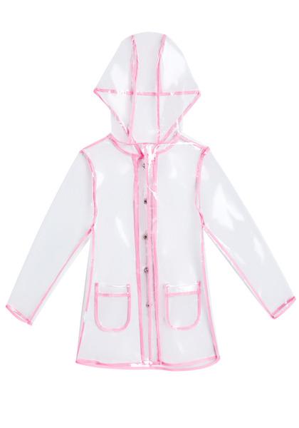 Clear Rain Coat