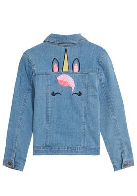 Unicorn Denim Jacket