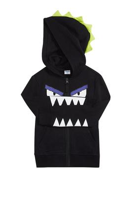3D Monster Hoodie