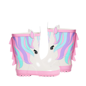 Unicorn Rainboot