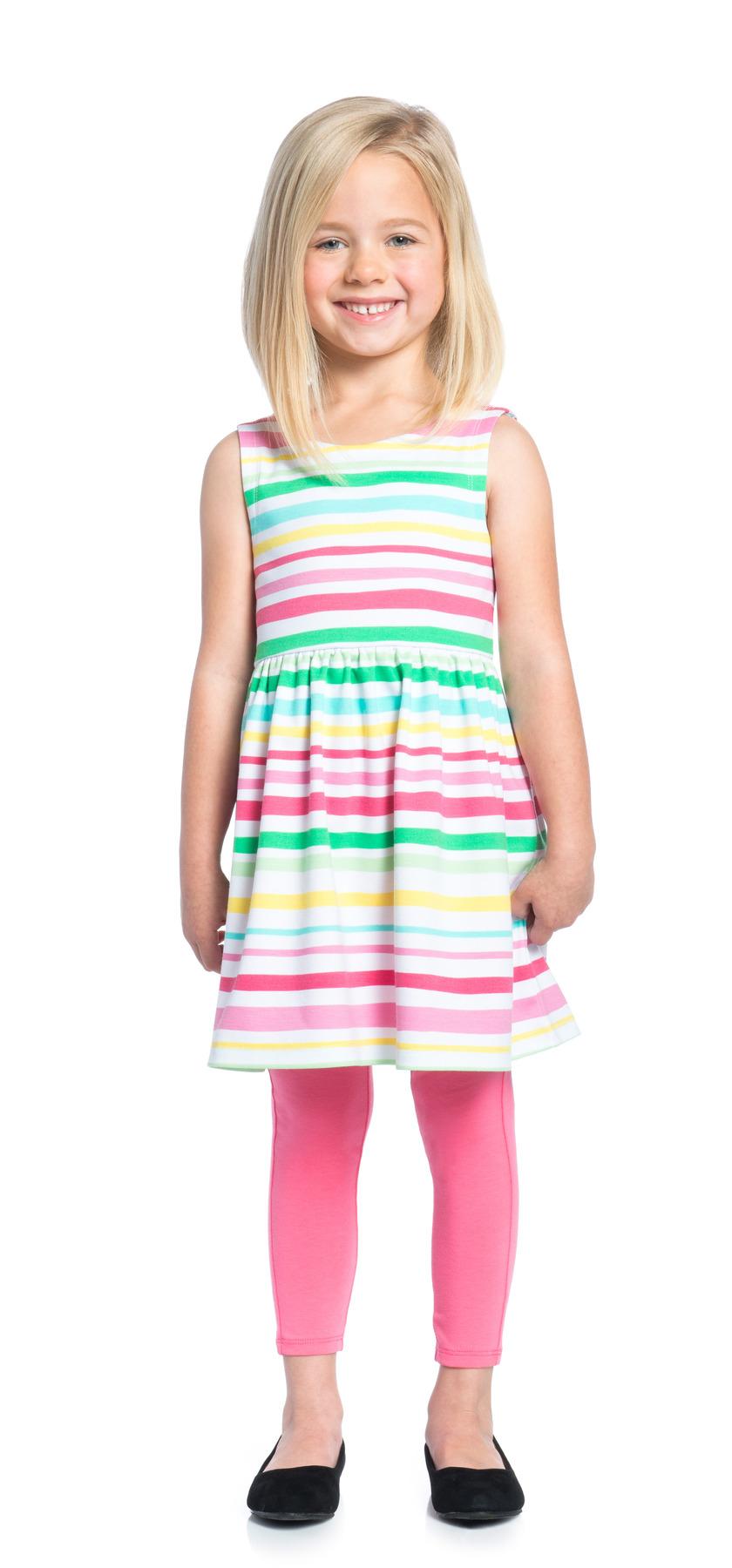 002e00e20a42 Pretty In Stripes Outfit - FabKids