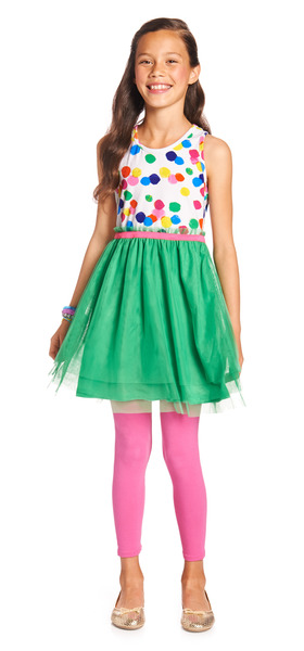 Colorful Ballerina Outfit