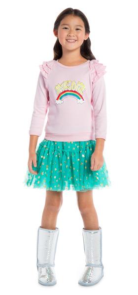 Tutu Rainbow Outfit