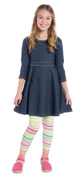 Stripe Denim Days Outfit