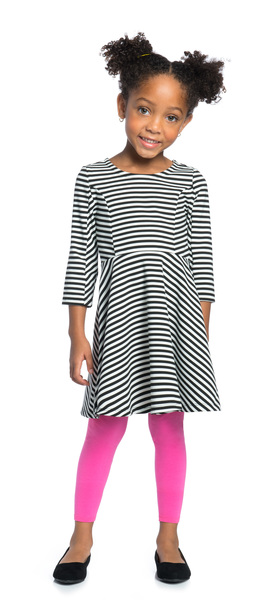 Stripe Girl Outfit