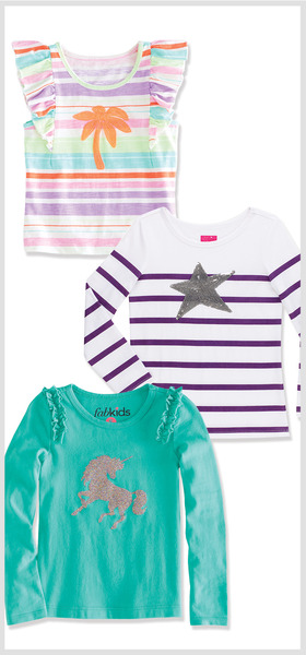 Sparkle & Shine Tee Pack