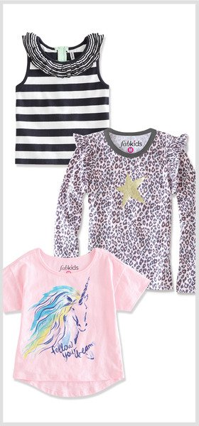 Unicorn Tee Pack