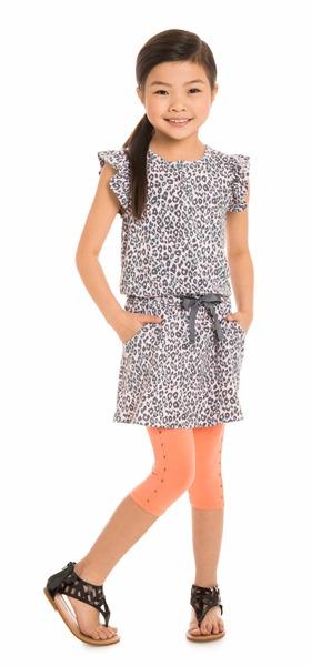 Capri Leopard Outfit