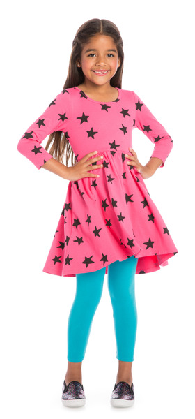Blue Star Student Outfit