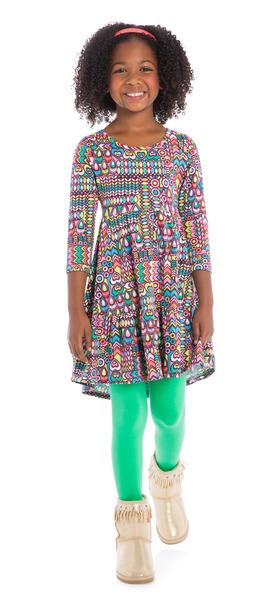 Green Boho Dream Outfit