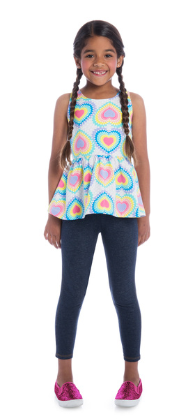 Bright Hearts Outfit