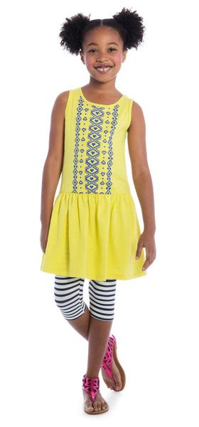 Capri Sunshine Outfit