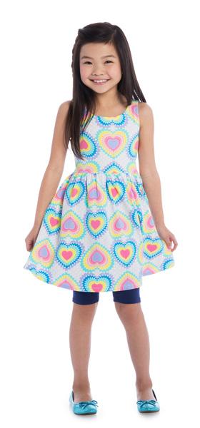 Rainbow Heart Outfit