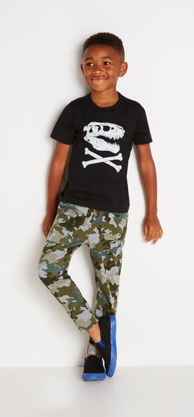 Camo Bones Outfit
