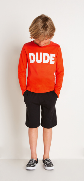 Red Dude Outfit