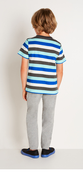 The Stripe Pocket Outfit