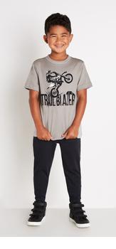Grey Trailblazer Outfit