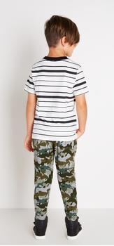 Stripe Camo Outfit