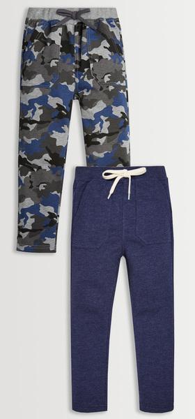 Harem & Blue Camo Pant Pack