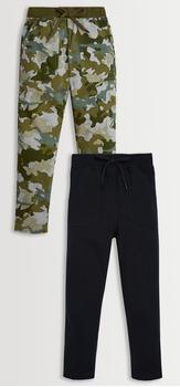 Harem & Green Camo Pant Pack