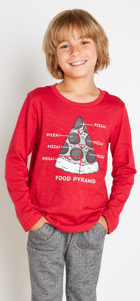 Pizza Pyramid Outfit