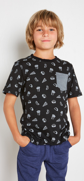 Fast Food Tee Outfit