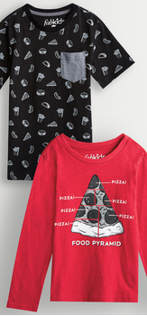 Pizza Lover Tee Pack