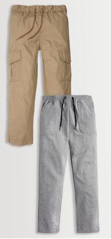 Harem + Cargo Pant Pack